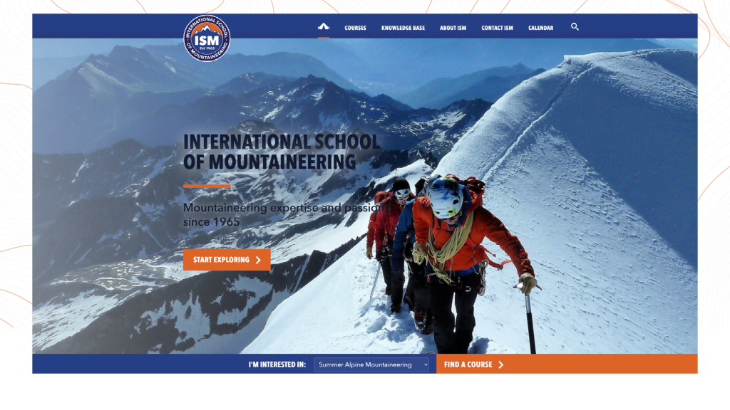 ISM Homepage