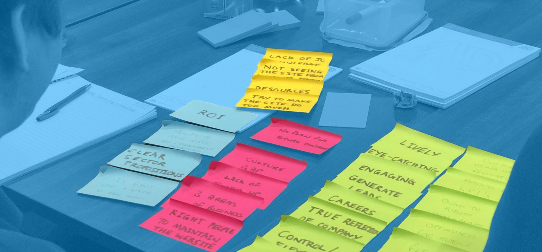 Strategy workshop header