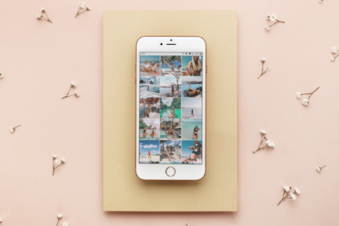 Copy of A Digital Instagram Instagram Shopping