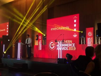 Northern eCommerce Awards Host Gavin Ramjaun