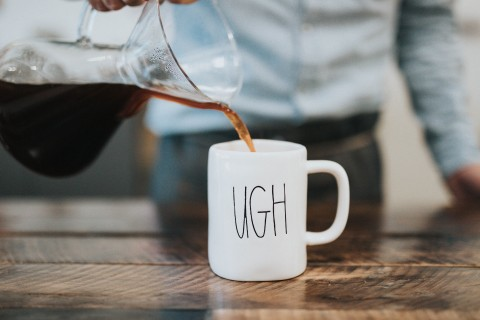 Coffee mug ugh