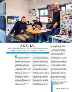 Net Magazine Issue 328 Workspace February 2020