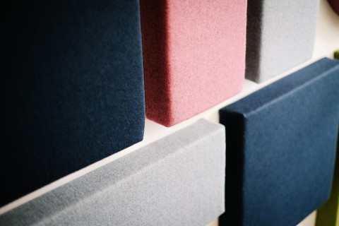 A Digital Studio Acoustic Panels