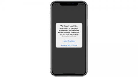 Facebook advertising apple IOS14 tracking