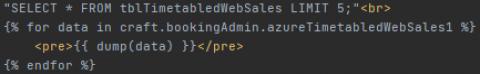 Azure test1 template